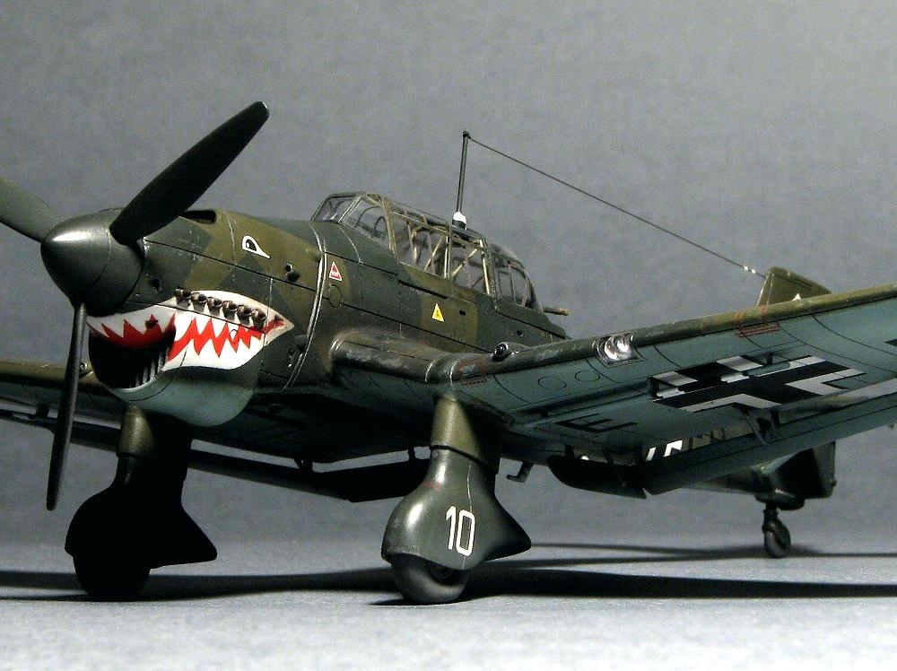 Junkers Ju 87 B-1 Stuka Airfix 1/72